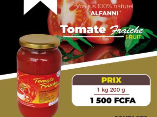 Tomate fraiche