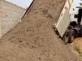Ventes de graviers et sables